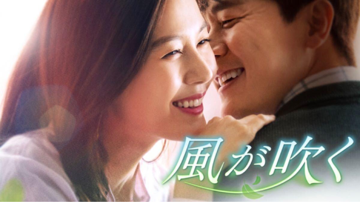 韓国ドラマ全話DVD  風が吹く