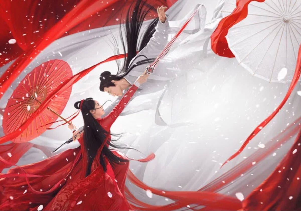 中国ドラマ全話DVD【聴雪楼】