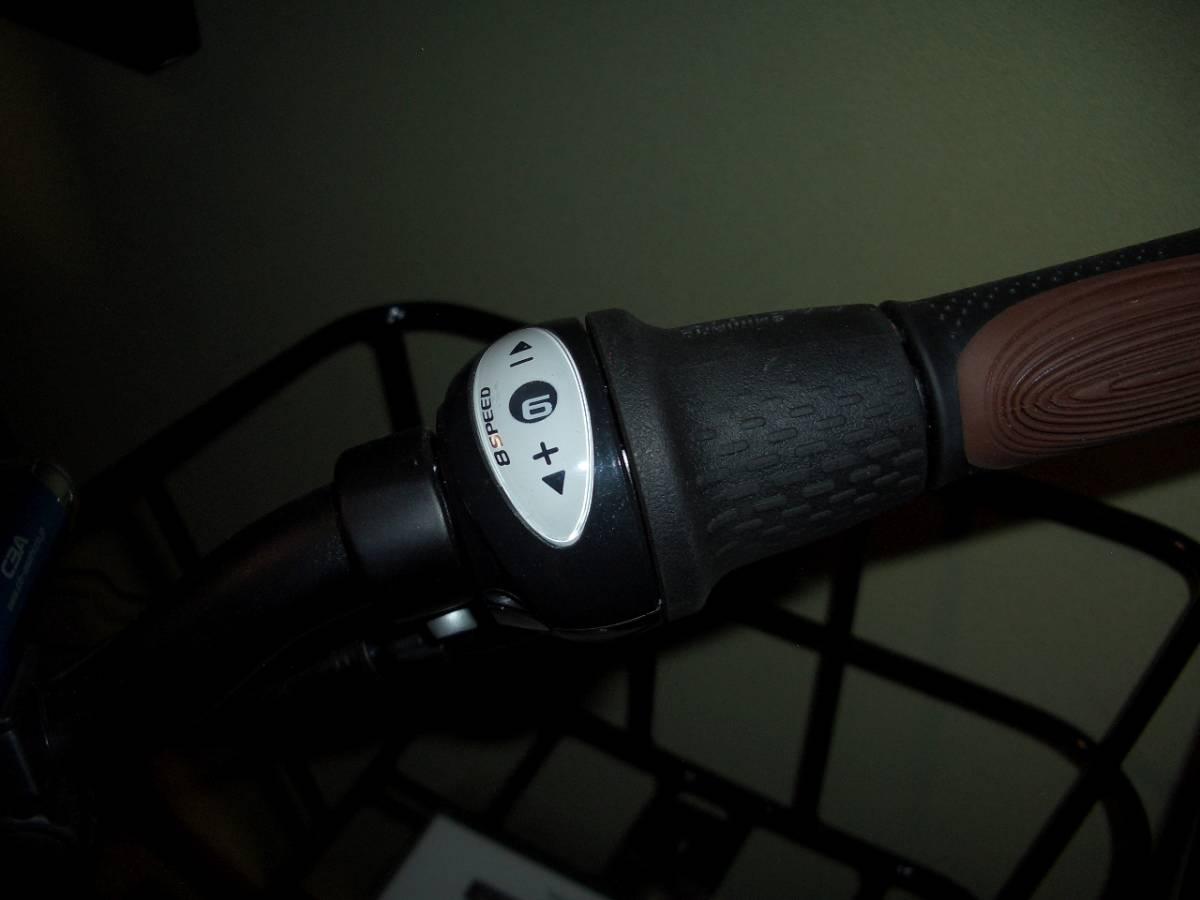 LOUIS GARNEAU ルイガノ SK8 SKUBY スクービー 20インチ 内装8段 室内保管品 未使用品 希少品_画像2
