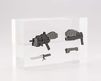 M.S.G モデリングサポートグッズ ウェポンユニット07 ツインリンクマグナム 全長約110mm NONスケール プラモデル_画像2