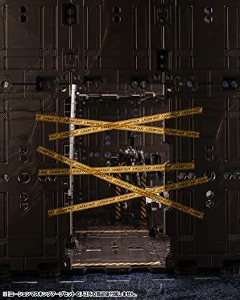 壽屋 M.S.G モデリングサポートグッズ コーションマスキングテープセット B 5mm×3M MB62_画像10