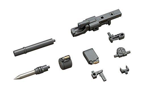 M.S.G モデリングサポートグッズ ウェポンユニット03 フォールディングキャノン 全長110mm NONスケール プラモデル_画像1