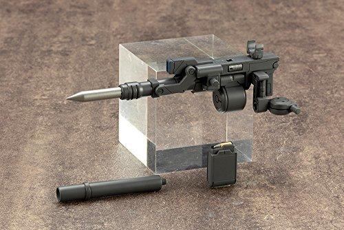 M.S.G モデリングサポートグッズ ウェポンユニット03 フォールディングキャノン 全長110mm NONスケール プラモデル_画像3