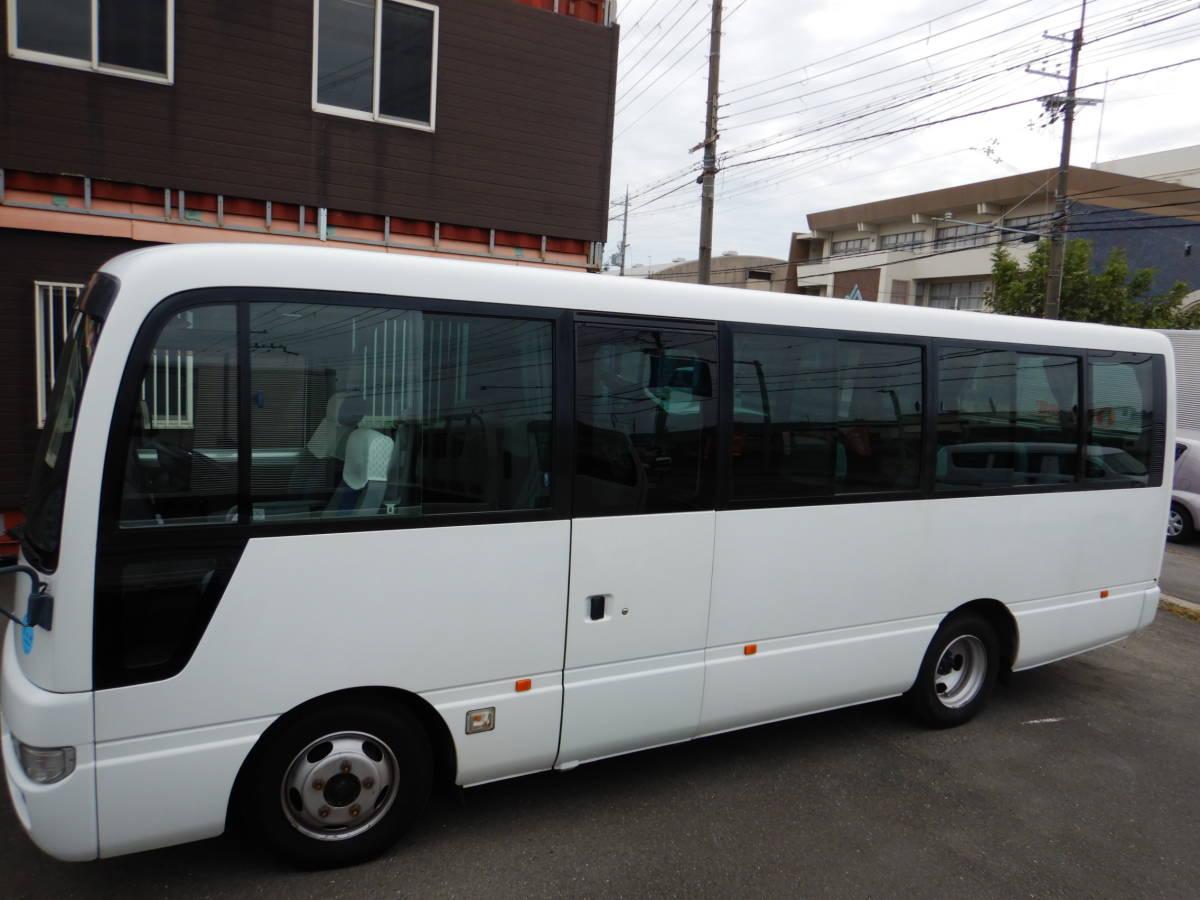 ◆0459◆平成21年式 ニッサンシビリアン マイクロバス29人乗り 走行13.6万Km_画像3