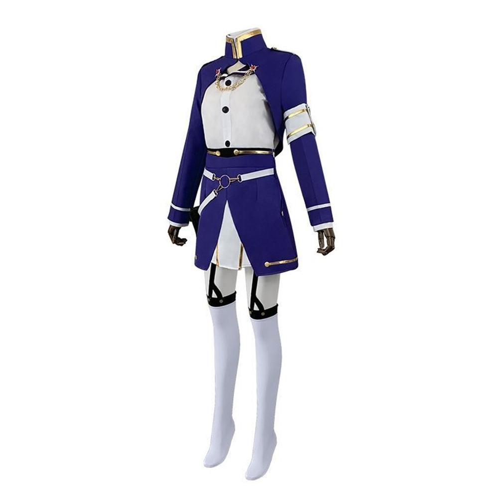 86-エイティシックス- レーナ クリアファイル 風 コスプレ衣装 コスチューム 変装 仮装 ハロウィン イベント cosplay_画像3
