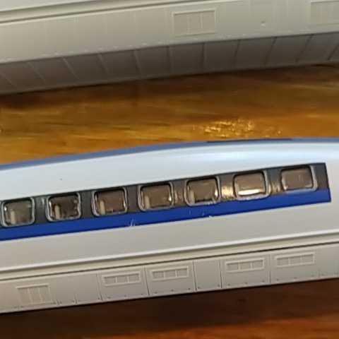 KATO 500系 新幹線 中古品7両_画像8