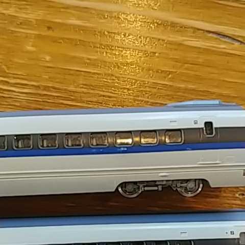 KATO 500系 新幹線 中古品7両_画像5