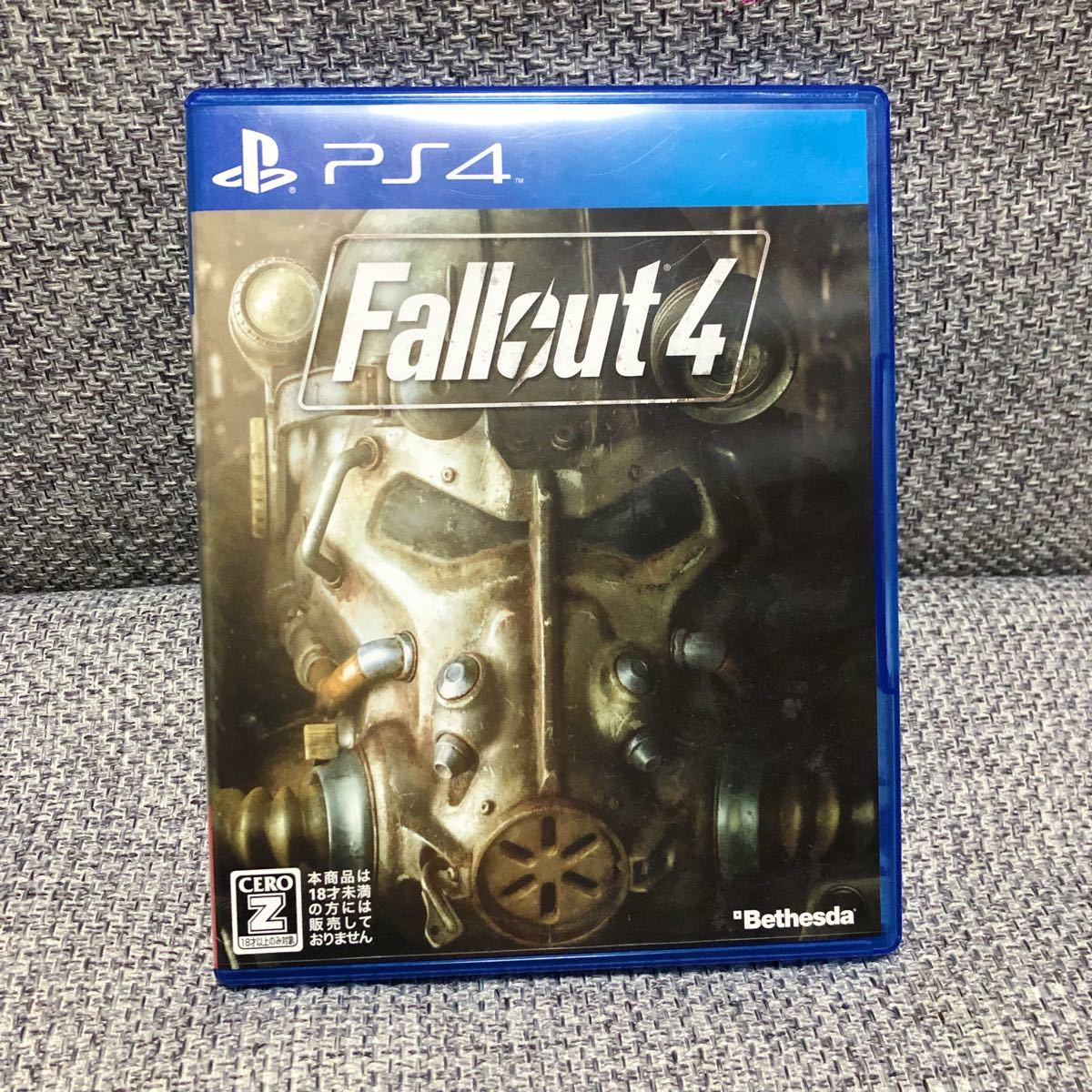 Playstation 4  Fall out 4