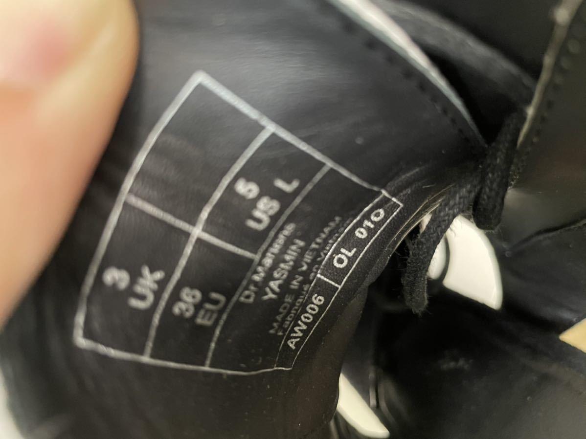 限定セール ドクターマーチン Dr.Martens ショートブーツ 限定 サンダル サイドジップ ヒール レディース シルバー  22_画像9