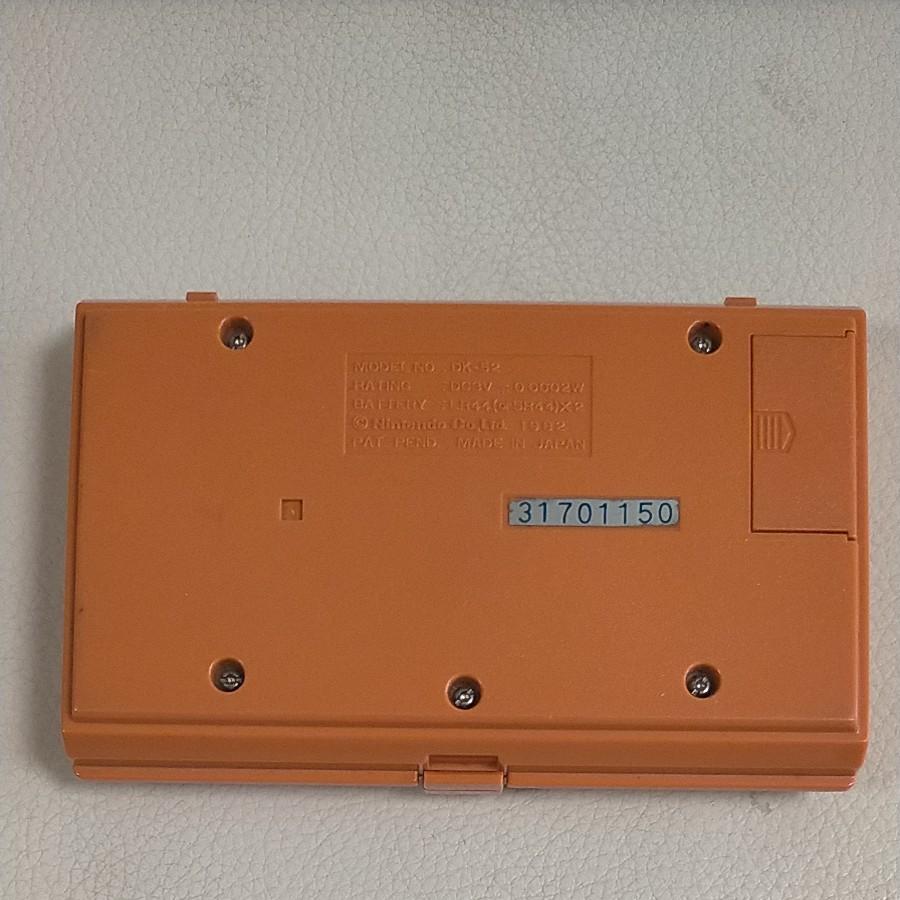 任天堂 ゲームウォッチ ドンキーコング DONKEY KONG Nintendo レトロゲーム