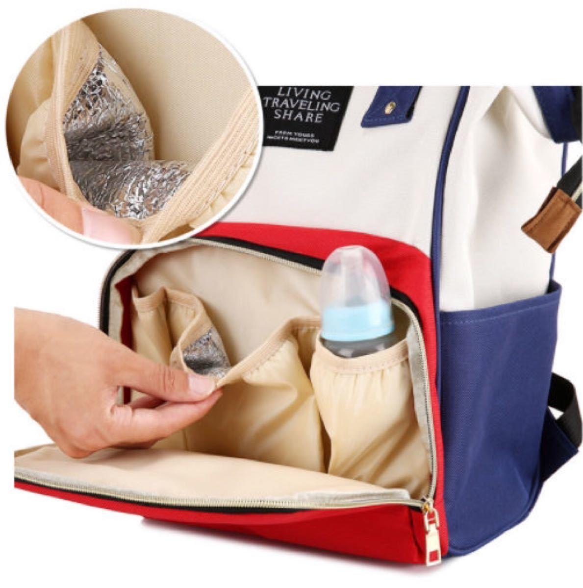 マザーズバッグ マザーズリュック 大容量 レディース リュック バッグ  ママバッグ