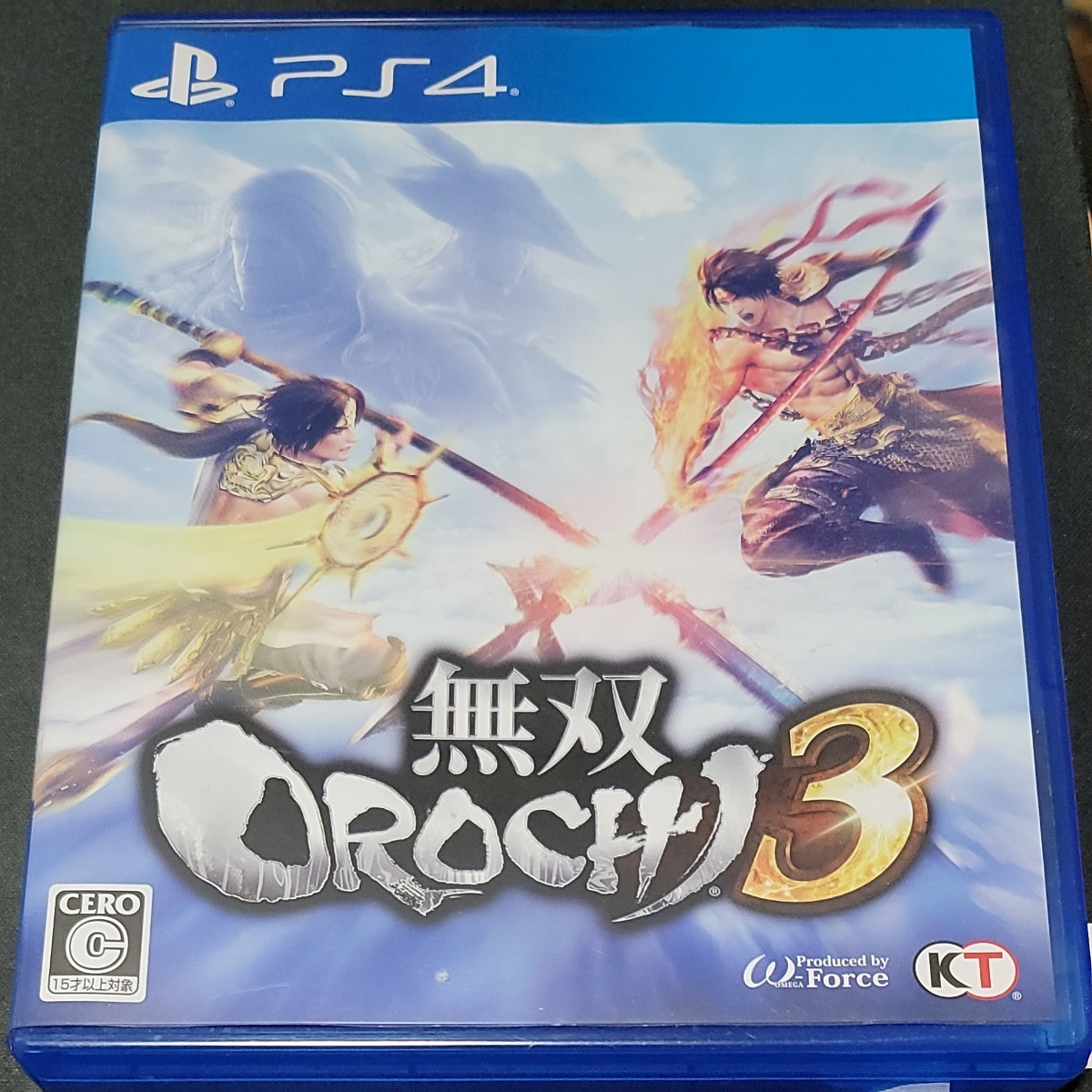 無双OROCHI3 PS4 無双オロチ3