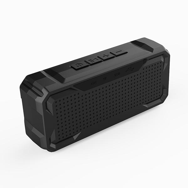 *Bluetooth 高音質 ワイヤレス スピーカー IPX4防水 軽量 ポータブル ハンズフリー通話 充電式 マイク内蔵 TWS機能 wj7_画像3