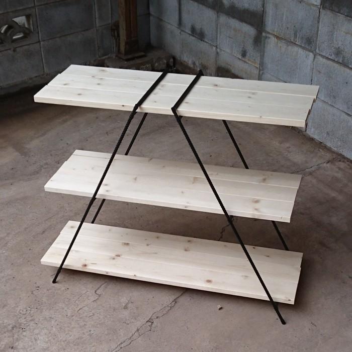 アイアンラック アイアンテーブル 鉄脚 アイアンシェルフ アウトドア 多肉植物 アイアンレッグ ガーデニング アイアンシェルフ棚