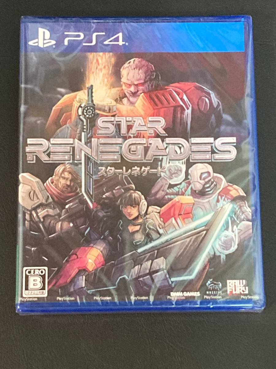 【PS4】スターレネゲード ゲームソフト STAR RENEGADES