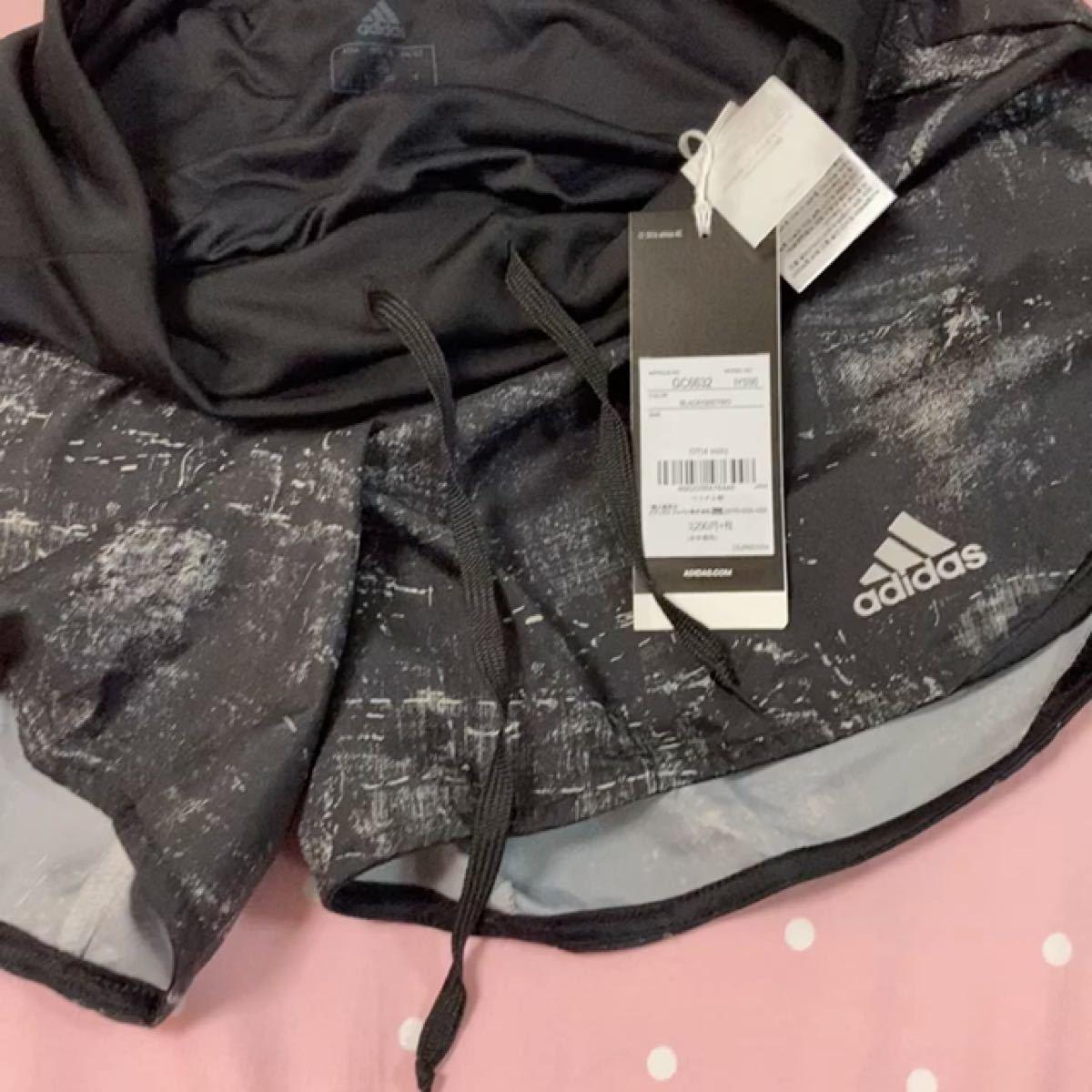 adidas インナーショーツ付★レディース アディダス adidas ショートパンツXLサイズ