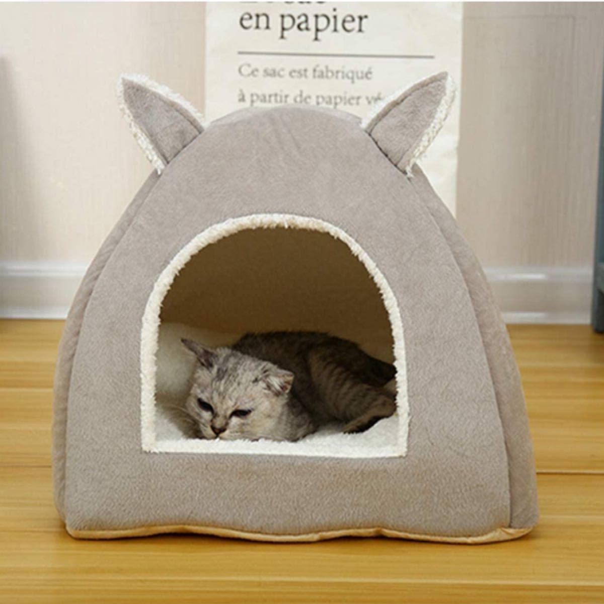 ペットハウス ドーム 犬ハウス 犬用 ハウス 小型犬 猫 猫ベッド 犬ベッド ペット用
