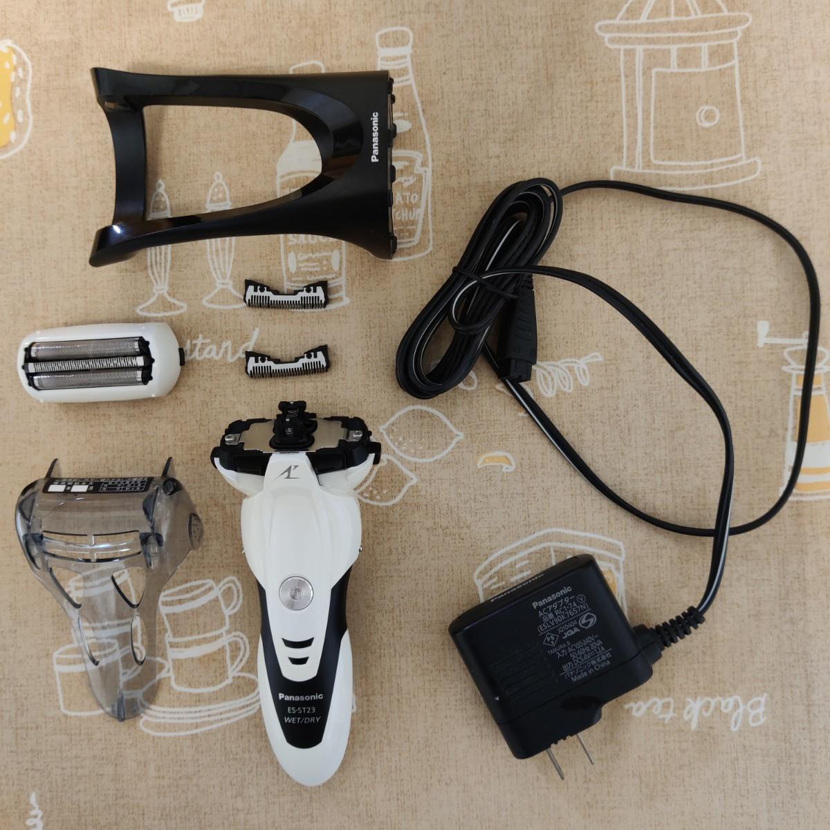 パナソニック製電動メンズシェーバー『ラムダッシュ ES-ST23』