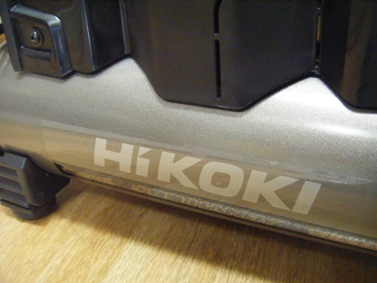 ハイコーキ EC1245H3(TN) 高圧コンプレッサー 未使用品 【ハンズクラフト宜野湾店】_画像3