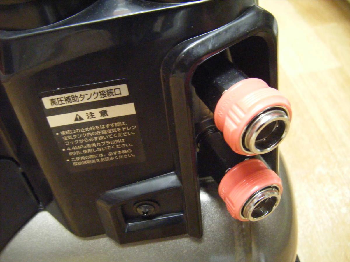 ハイコーキ EC1245H3(TN) 高圧コンプレッサー 未使用品 【ハンズクラフト宜野湾店】_画像5