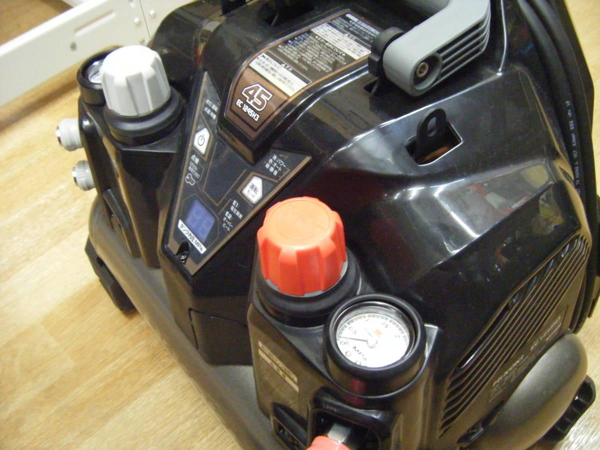 ハイコーキ EC1245H3(TN) 高圧コンプレッサー 未使用品 【ハンズクラフト宜野湾店】_画像9