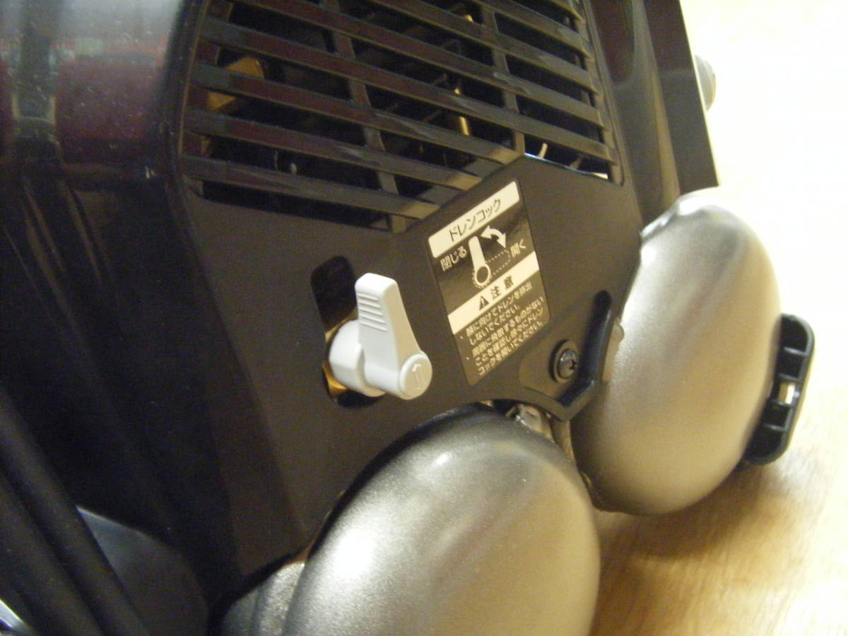 ハイコーキ EC1245H3(TN) 高圧コンプレッサー 未使用品 【ハンズクラフト宜野湾店】_画像7