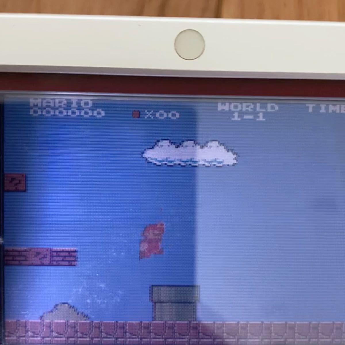 ゲームボーイアドバンスSP ファミコンカラー 電源アダプター付 ソフト スーパーマリオブラザーズ マリオVSドンキーコング セット