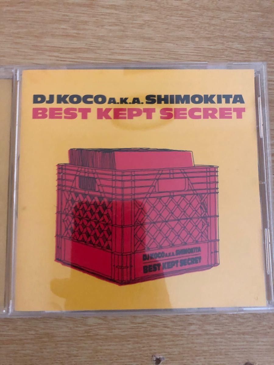 DJココ DJ KOCO aka SHIMOKITA BEST KEPT SECRET