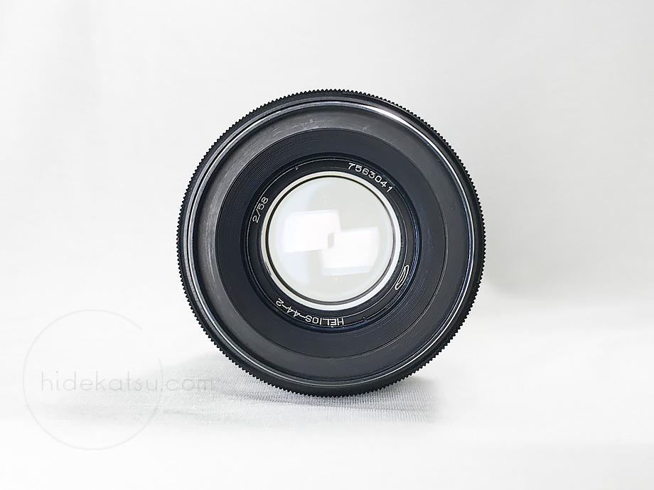 ぐるぐるボケのヘリオス【分解清掃済み・撮影チェック済み】Helios 44-2 58mm F2.0 M42マウント_48h_画像5