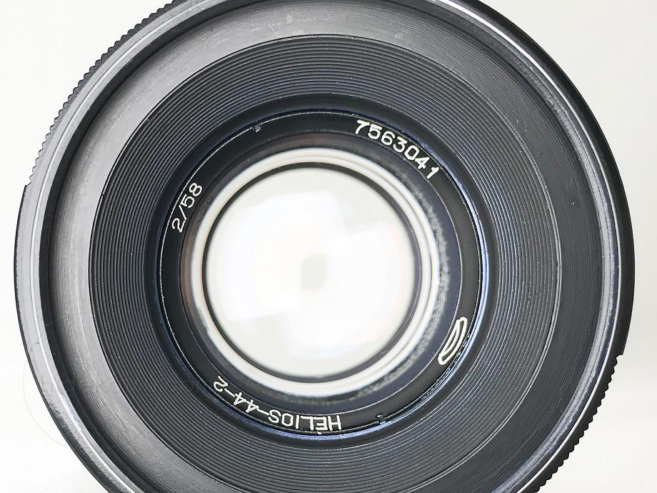 ぐるぐるボケのヘリオス【分解清掃済み・撮影チェック済み】Helios 44-2 58mm F2.0 M42マウント_48h_画像6