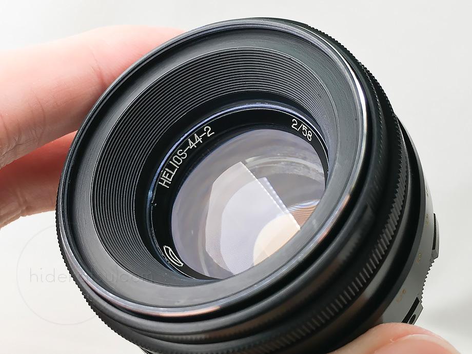 ぐるぐるボケのヘリオス【分解清掃済み・撮影チェック済み】Helios 44-2 58mm F2.0 M42マウント_48h_画像9