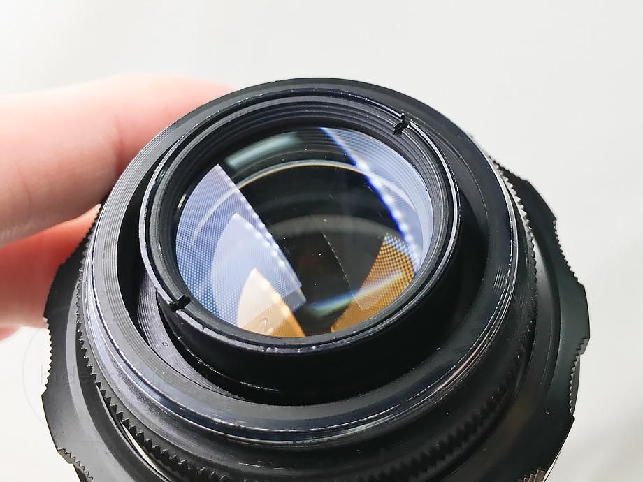 ぐるぐるボケのヘリオス【分解清掃済み・撮影チェック済み】Helios 44-2 58mm F2.0 M42マウント_48h_画像10