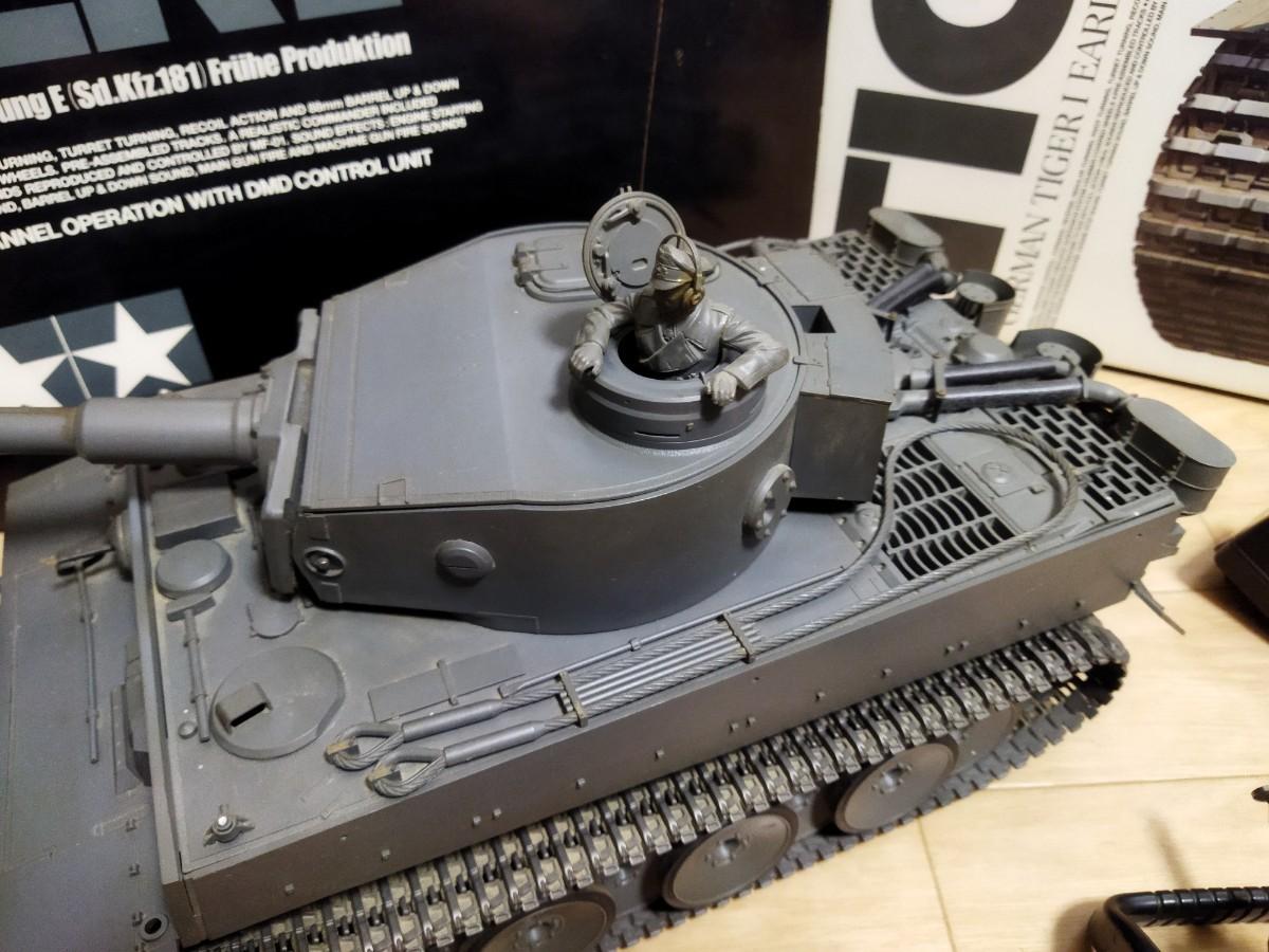 タミヤ 16/1RCラジコン タイガー1初期型&フルオペレーションセット タミヤ