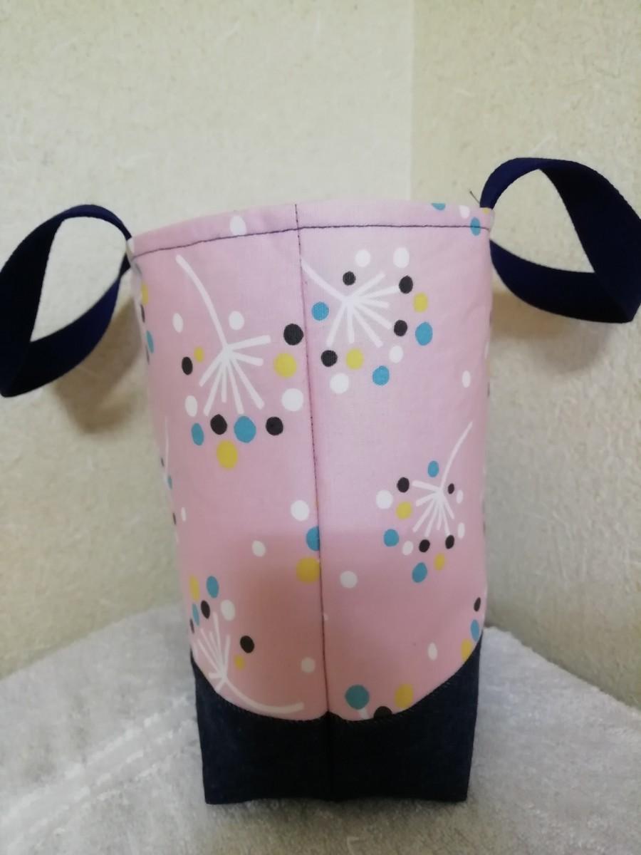 ハンドメイドミニトートバッグ