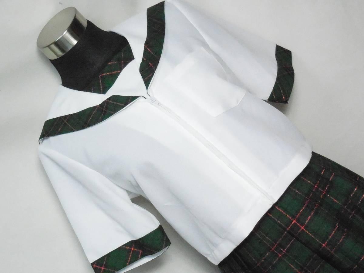 2077 コスプレ衣装 セーラー服上下セット  Mサイズ_画像2