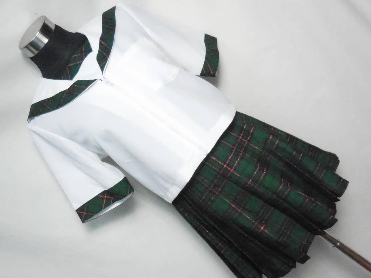 2077 コスプレ衣装 セーラー服上下セット  Mサイズ_画像1