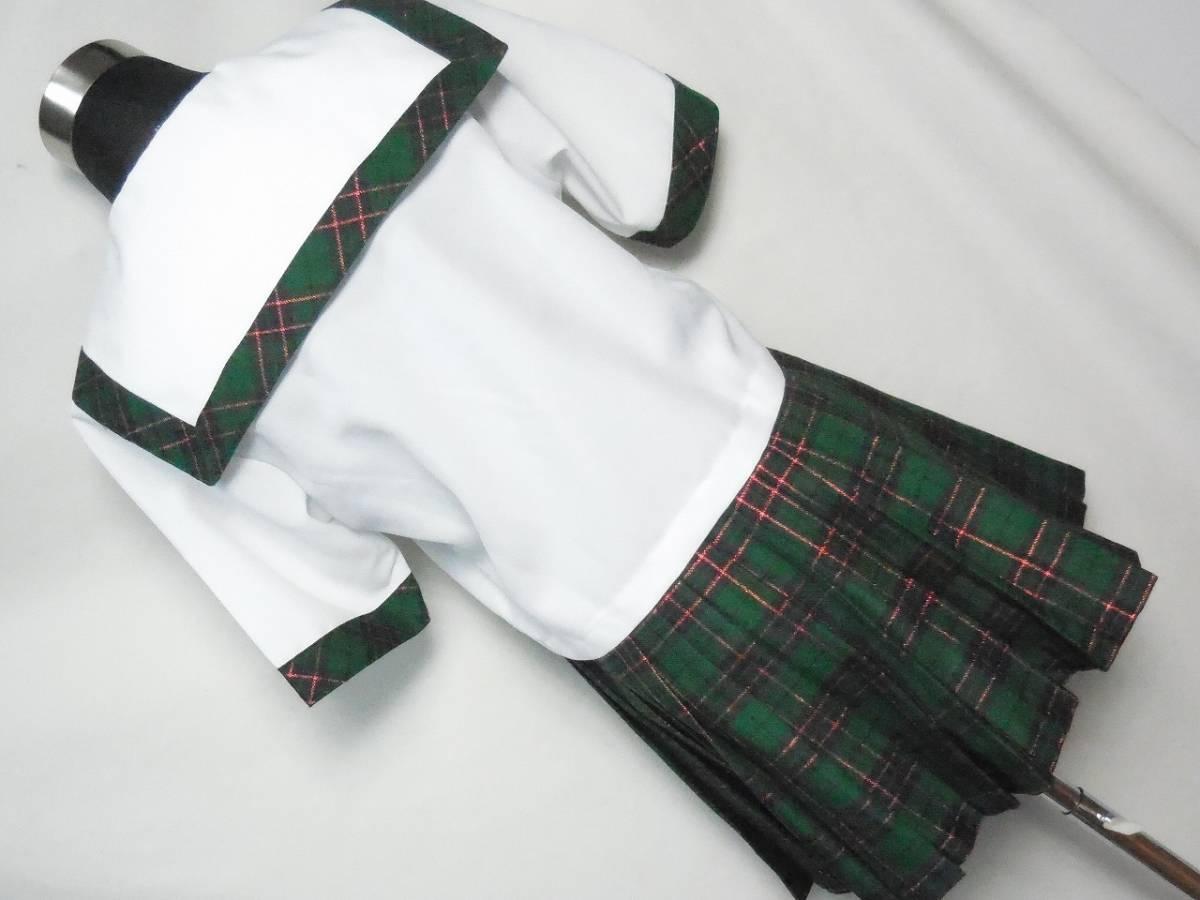 2077 コスプレ衣装 セーラー服上下セット  Mサイズ_画像3