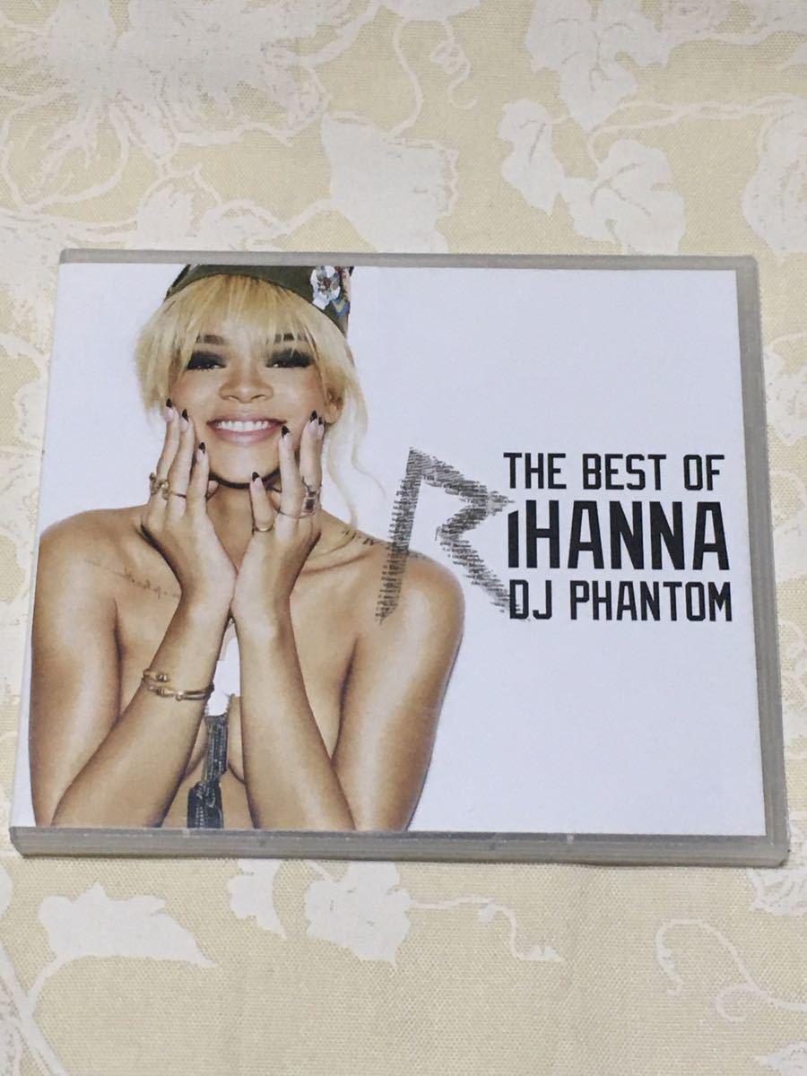 THE BEST OF RIHANNA DJ PHANTOM リアーナ