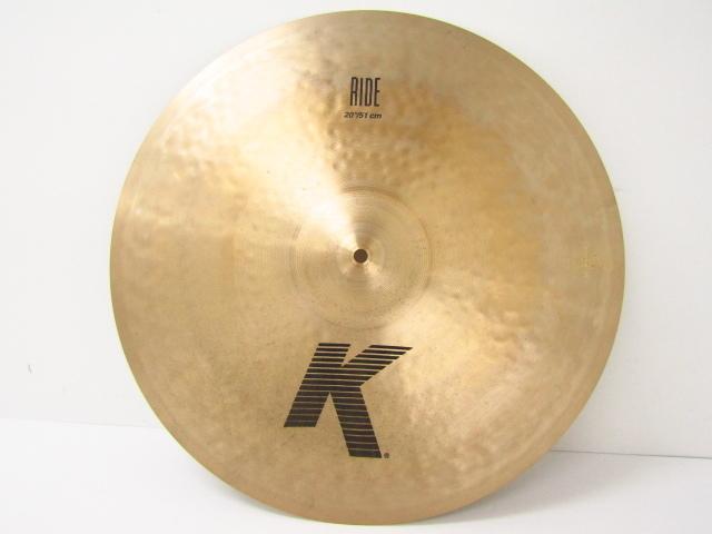 K.Zildjian & co Ride 20 シンバル♪G3160_画像1