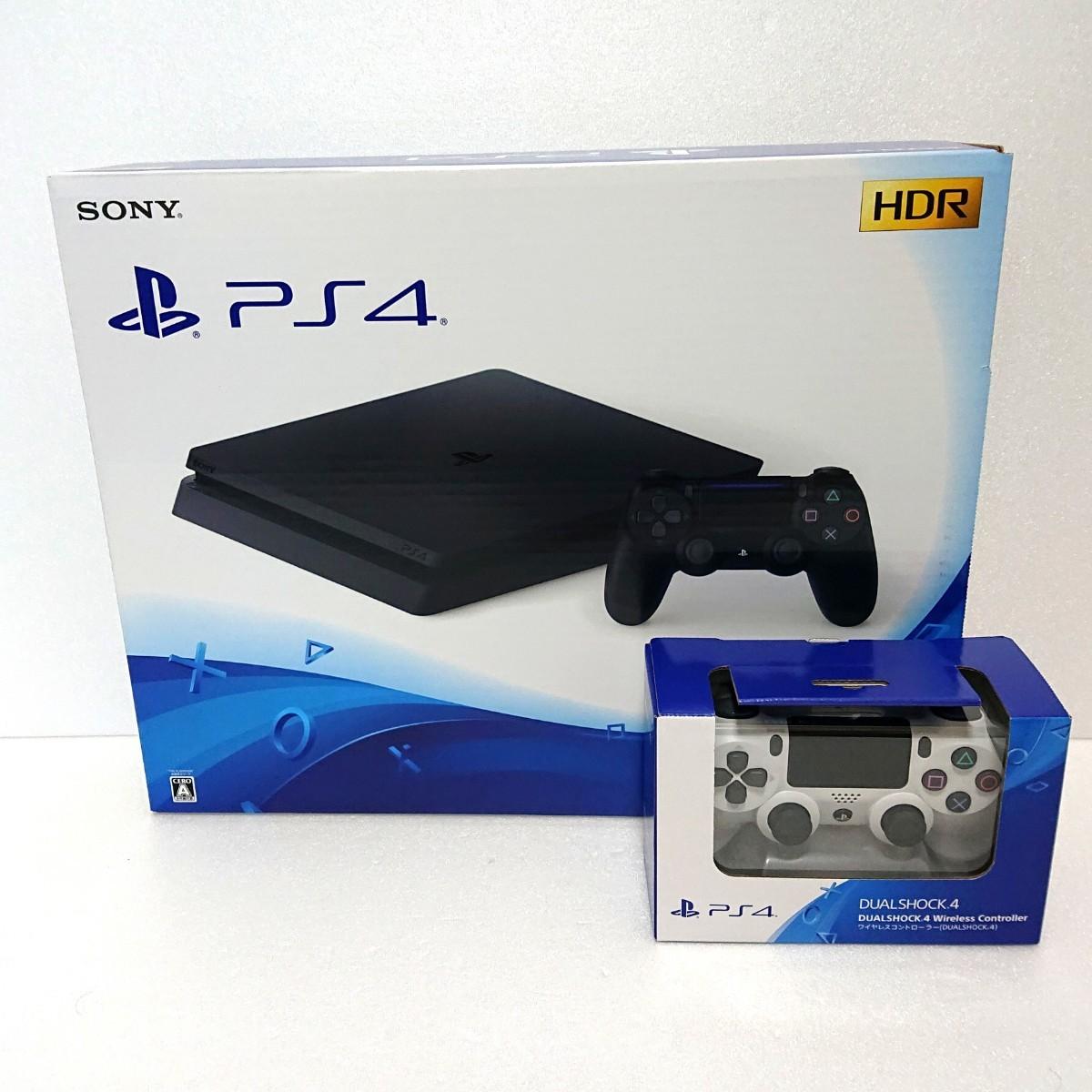 PlayStation4 プレイステーション4 PS4本体 CUH-2200AB01  ジェットブラック