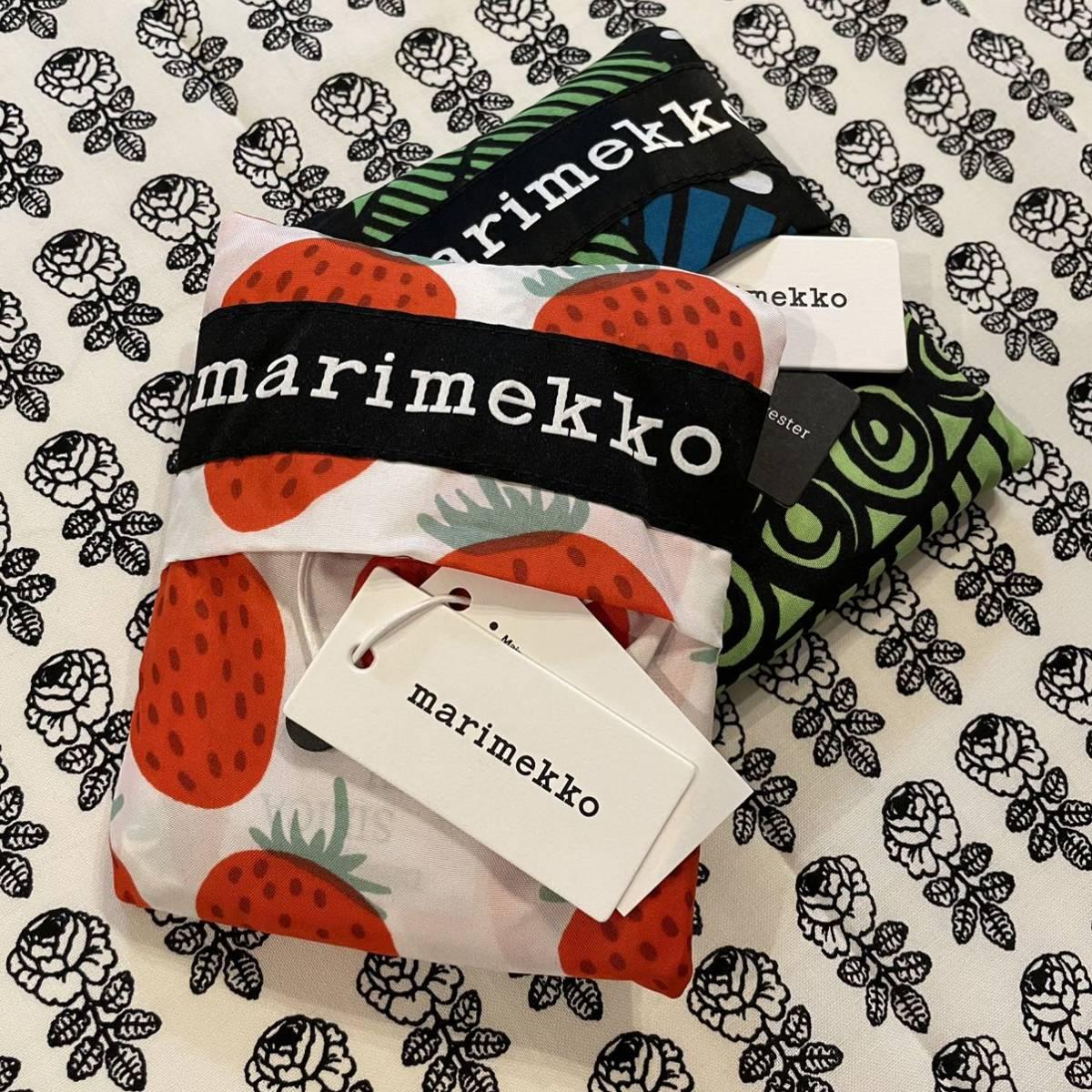 marimekko マリメッコ 新発売マンシッカ スマートバッグ2種 新品送料込_画像7