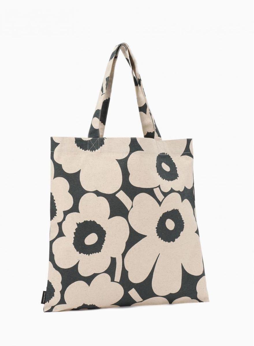 ラスト1点◆marimekko マリメッコ マリロゴスマートバッグ+リネントートバッグ 新品