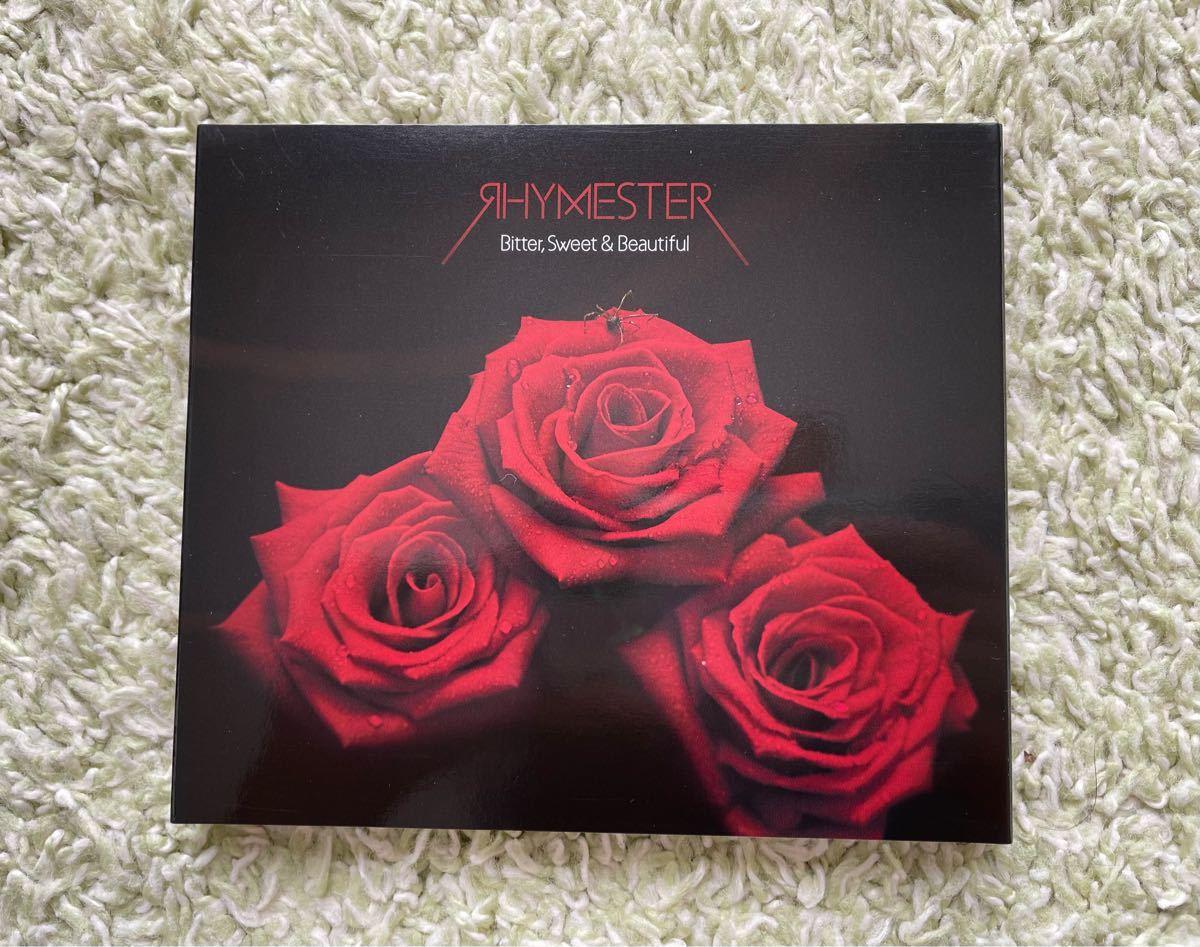 [CD+Blu-ray] RHYMESTER/Bitter, Sweet & Beautiful 初回限定盤A