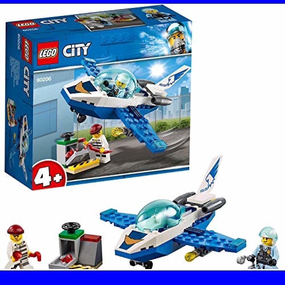 新品・レゴ(LEGO) シティ ジェットパトロール 60206 ブロック おもちゃ 男の子XIAB_画像1
