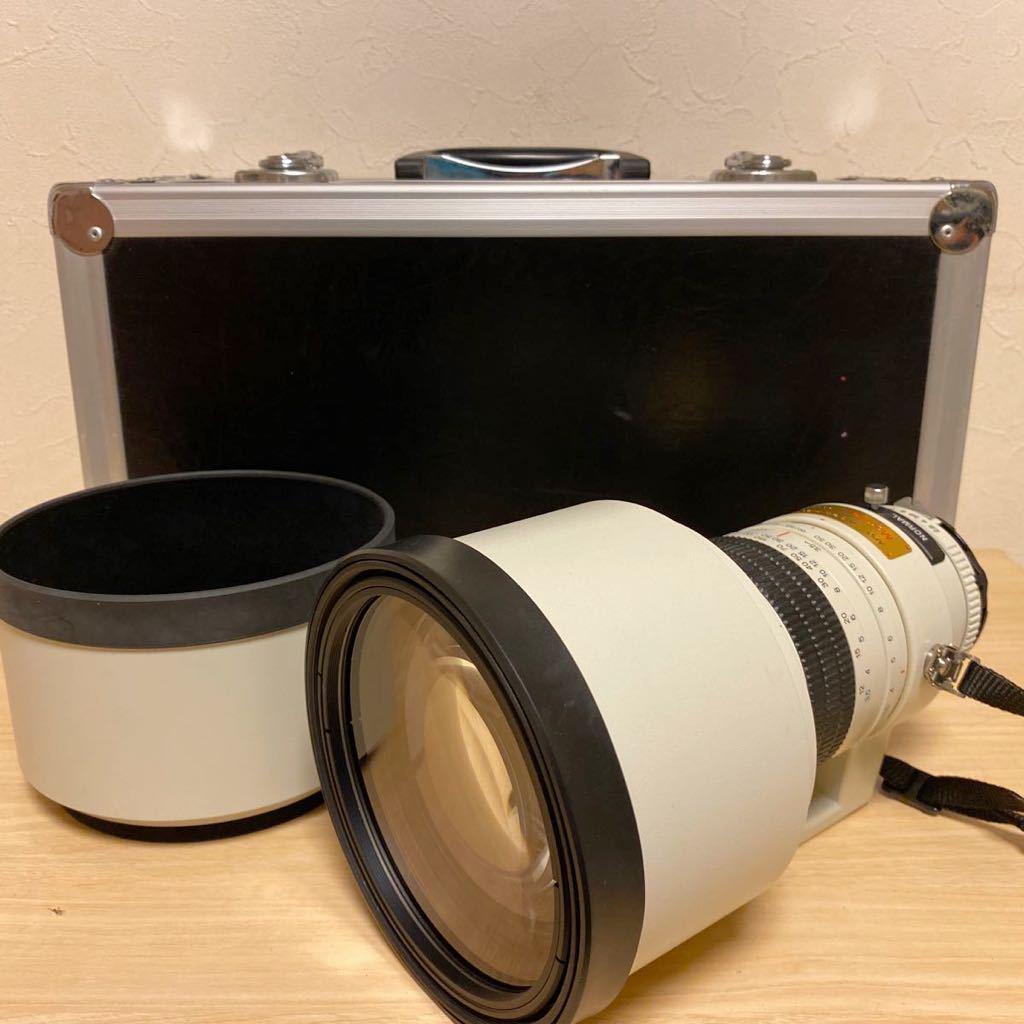 ● MAMIYA APO A 1:2.8 300mm 専用ケース付属 Mamiya 645用レンズ