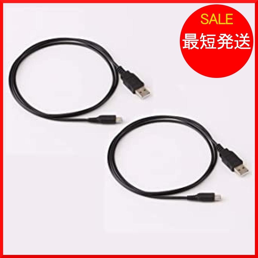 黒 120cm Basicest New 3DS 充電器 USB ケーブル New 3DS 2DS LL XL 3DSLL DS_画像1