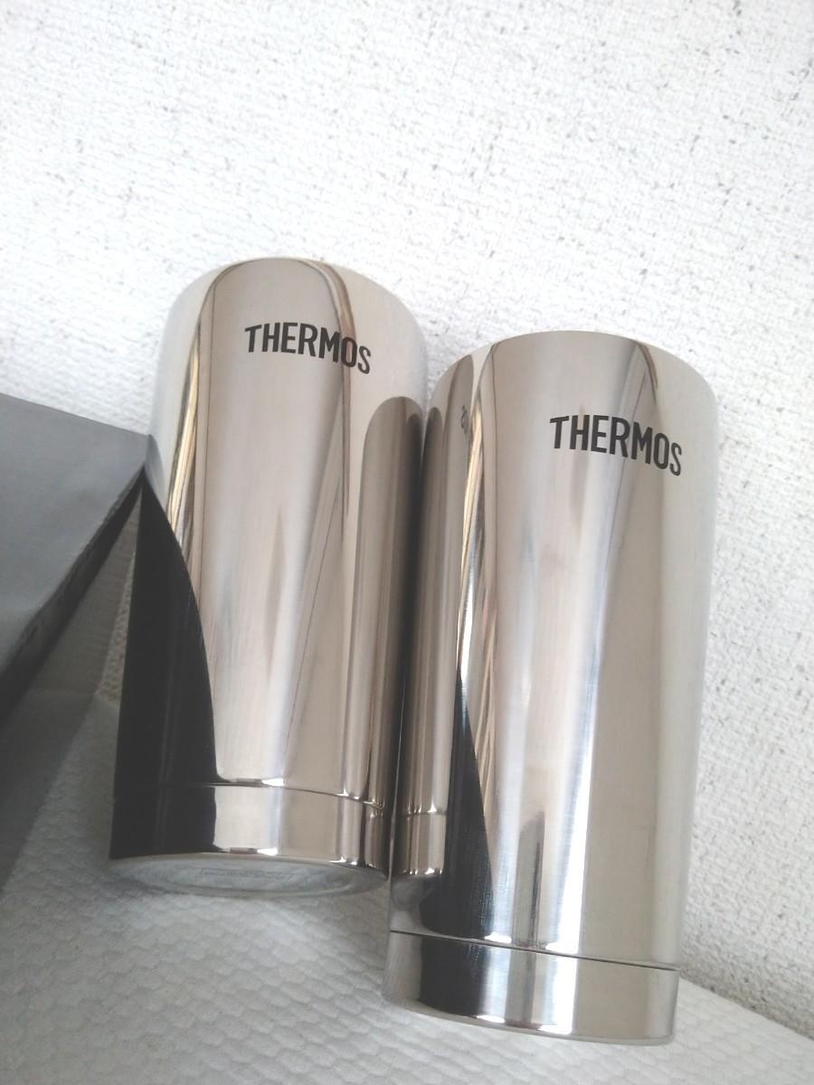 サーモス真空断熱タンブラー2個セット