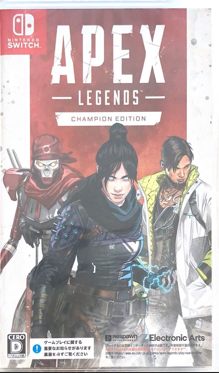 APEX LEGENDS CHAMPION EDITION エーペックスレジェンズ チャンピオンエディション