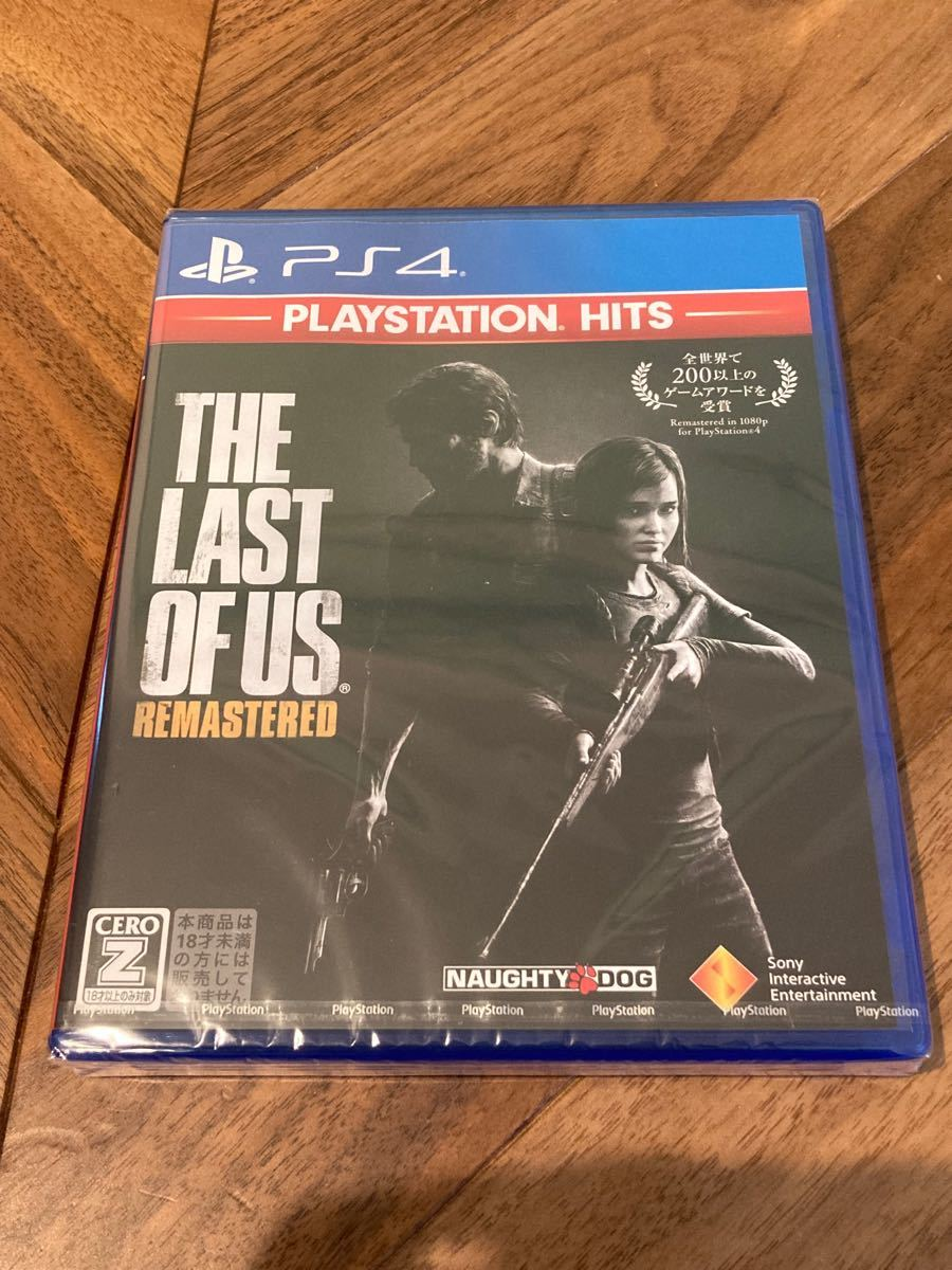 【PS4】 The Last of Us Remastered [PlayStation Hits] 未使用品
