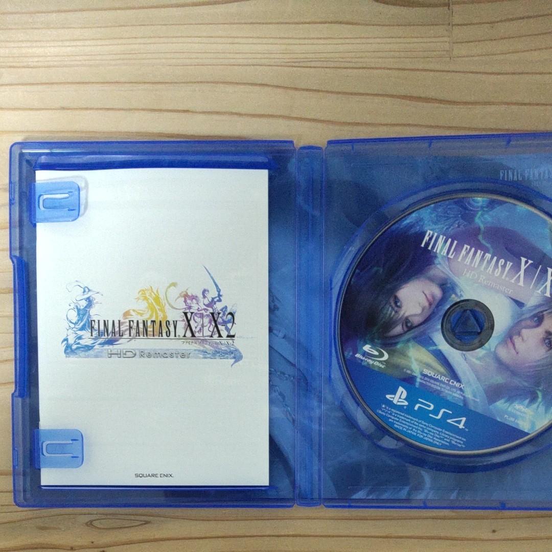 ファイナルファンタジー10 PS4  HDリマスター